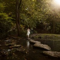 Sinead + James // Abbey House Gardens