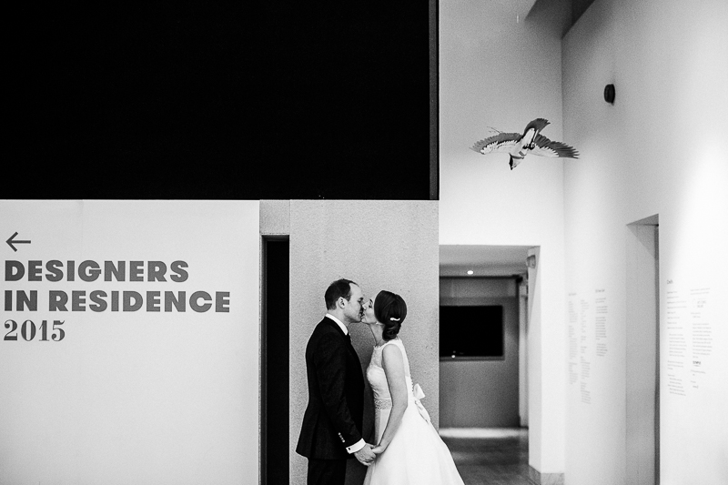 design museum wedding photographer-42