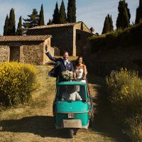 Tuscany Wedding Photography // Julie + Rich
