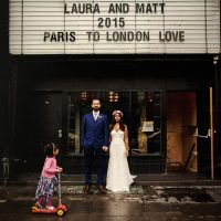 laura + matt // mc motors