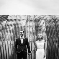 Jess + Toby // Monks Barn