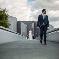 hannah + phil // the hepworth gallery