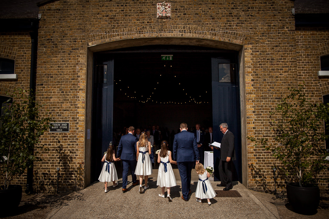 Trinity Buoy Wharf Wedding Photography-11