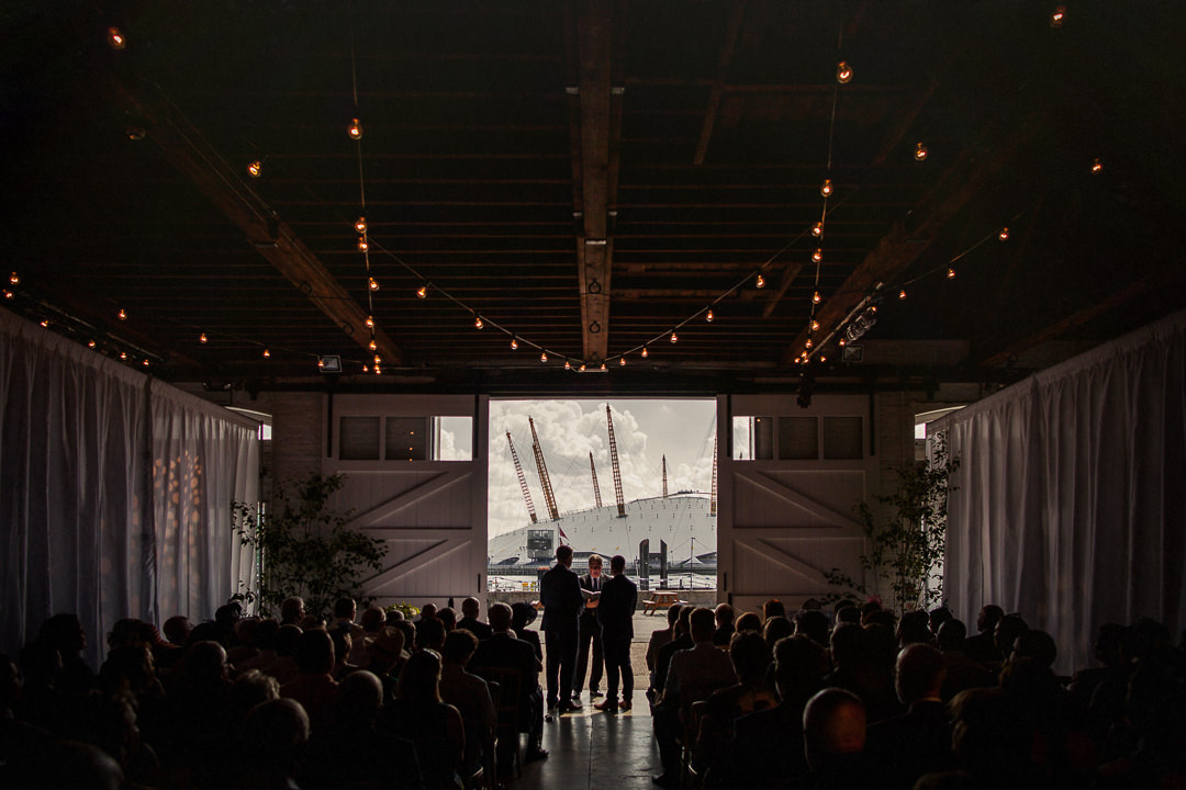 Trinity Buoy Wharf Wedding Photography-14