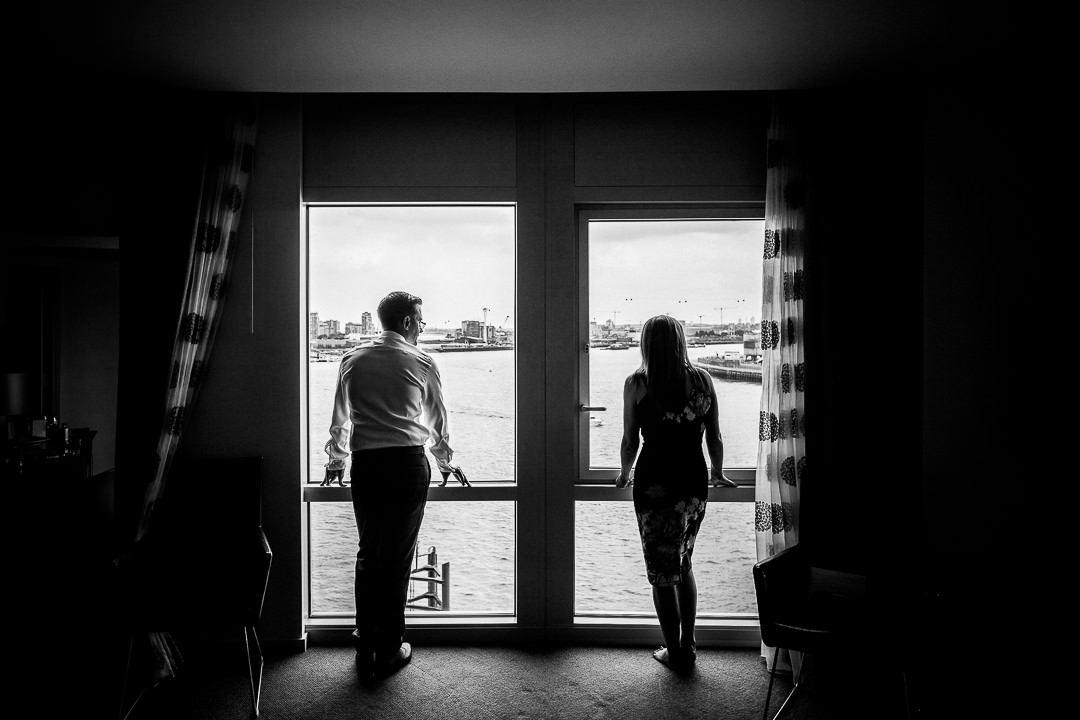 Trinity Buoy Wharf Wedding Photography-2
