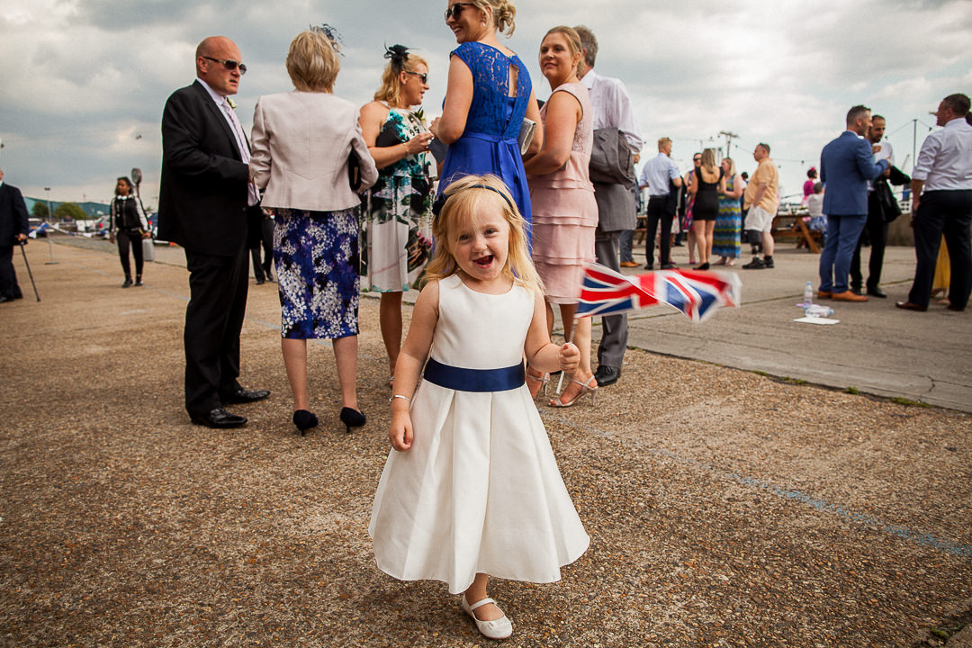 Trinity Buoy Wharf Wedding Photography-24