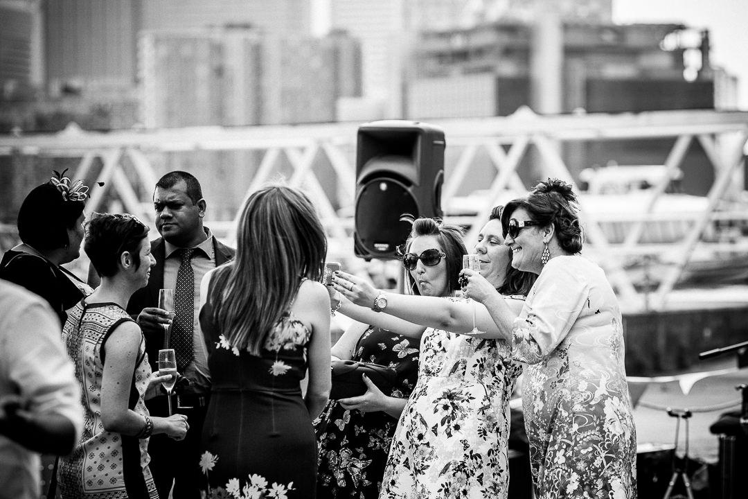 Trinity Buoy Wharf Wedding Photography-26