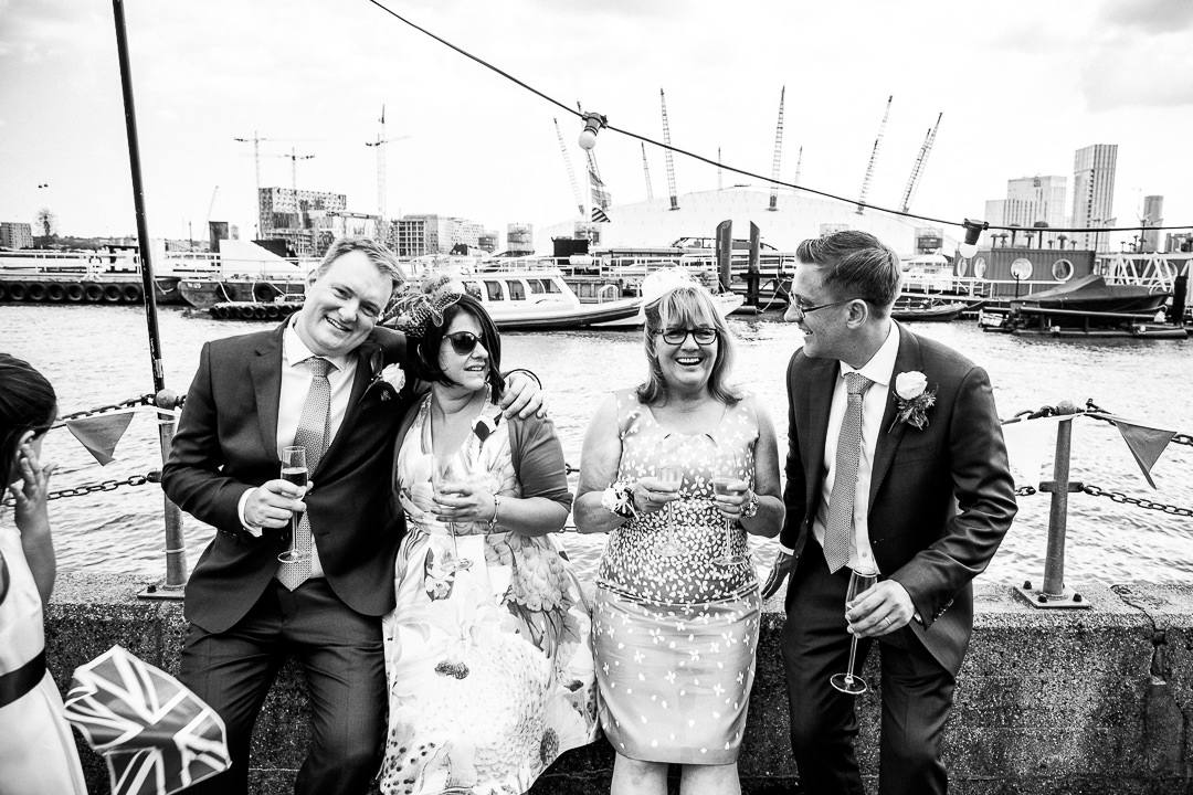 Trinity Buoy Wharf Wedding Photography-27