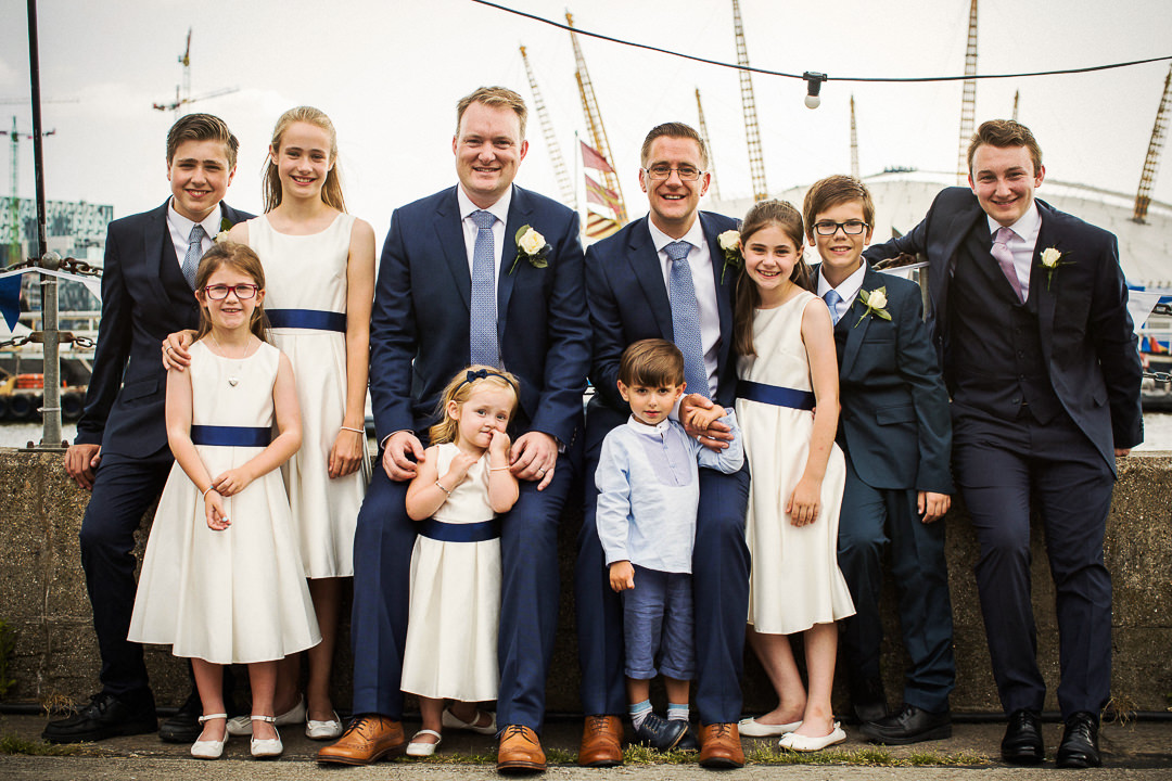 Trinity Buoy Wharf Wedding Photography-28