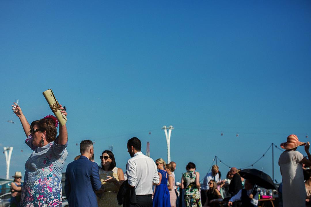 Trinity Buoy Wharf Wedding Photography-37