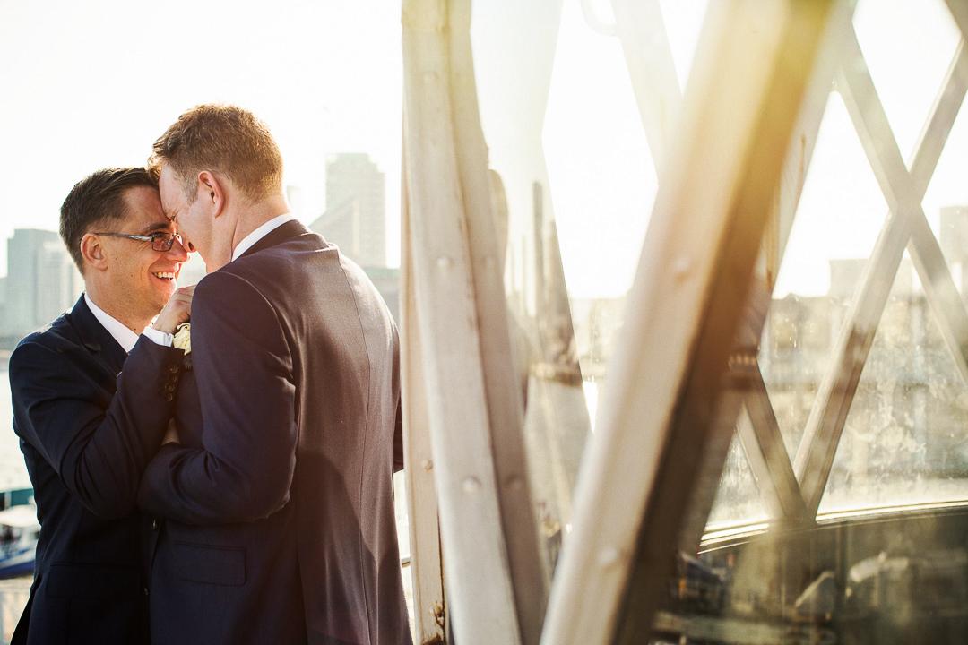 Trinity Buoy Wharf Wedding Photography-41