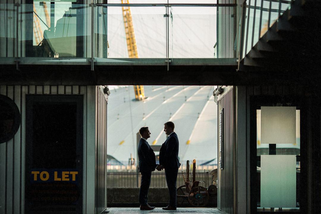 Trinity Buoy Wharf Wedding Photography-43