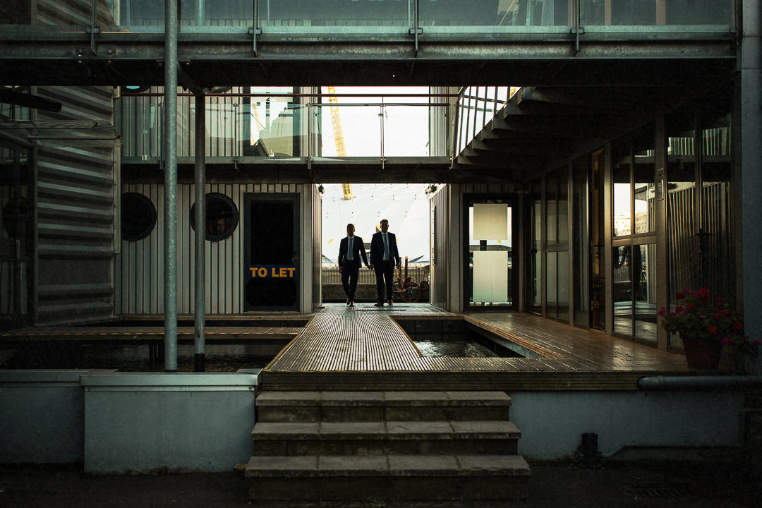 Trinity Buoy Wharf Wedding Photography-44