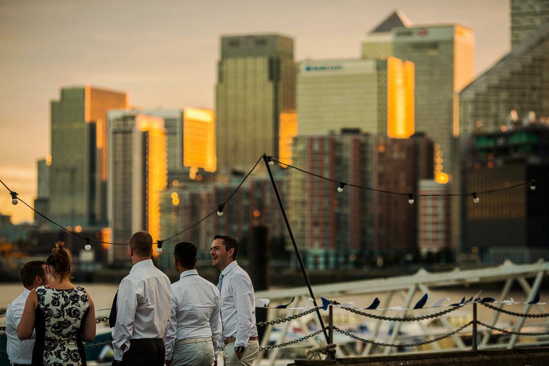 Trinity Buoy Wharf Wedding Photography-52