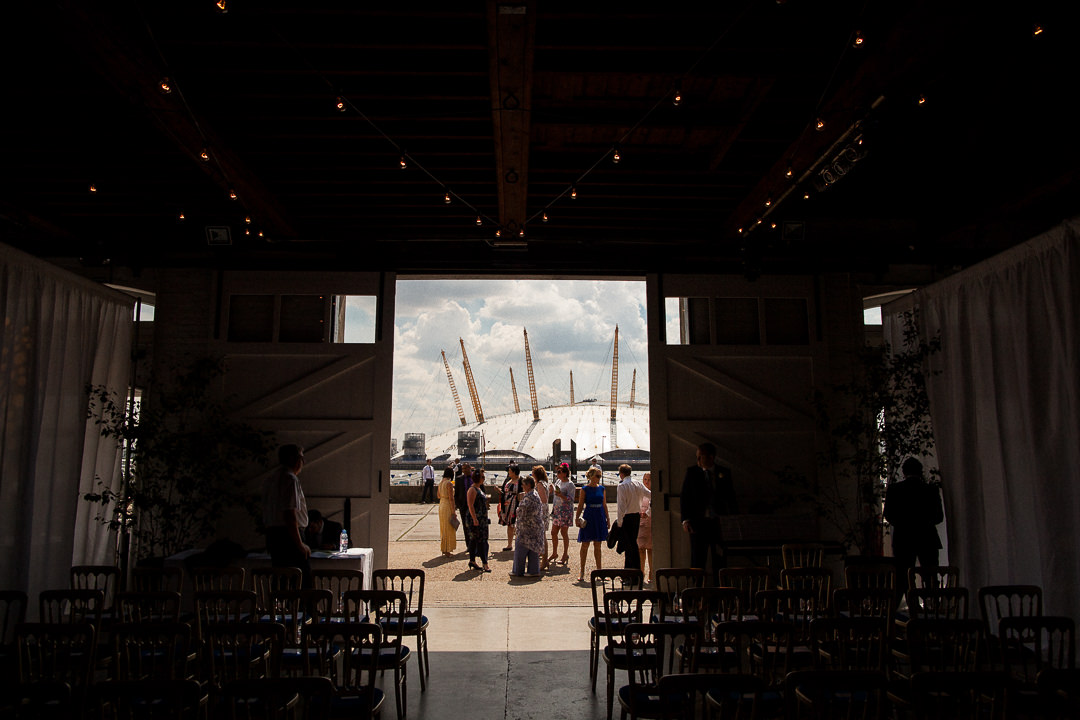 Trinity Buoy Wharf Wedding Photography-7