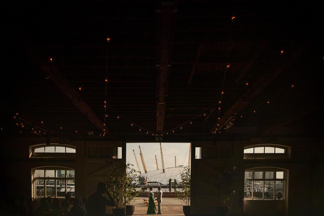 trinity buoy wharf wedding photographer-37