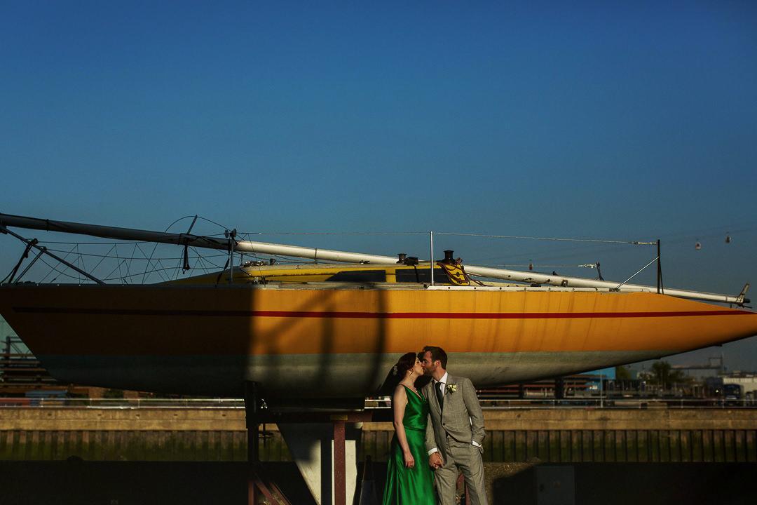 trinity buoy wharf wedding photographer-41