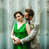 Trinity Buoy Wharf Wedding Photography // Matt Libby