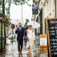 Islington Town Hall Wedding Photography – Nicole and Jon