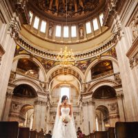 St Pauls Cathedral Wedding Photography // Lucy + Mike