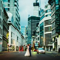 BAFTA wedding photography // Kerry + Jon
