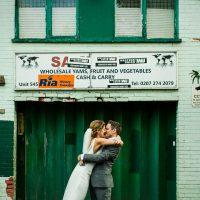 Brixton East Wedding Photography // Tessa + Nick