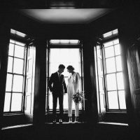 the stately // alternative country house wedding photography
