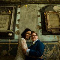 A Fun Filled Same Sex Wedding At The Asylum Chapel