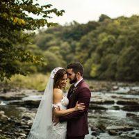 Teresa + Ash // Cumbria // Hidden River Cabins