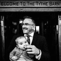 Autumnal Barn Wedding at The Tythe Barn