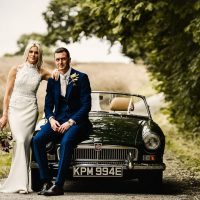 A Countryside Sperry Tent Wedding In Derbyshire