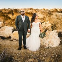 // An Exclusive Villa Wedding In Ibiza //