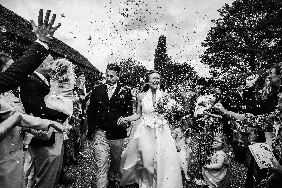 confetti shot at lillibrooke manor