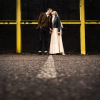 An Alternative Micro Wedding in Hackney